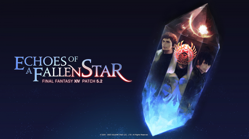 Final Fantasy XIV patch 5.2 released, Echoes of a Fallen Star