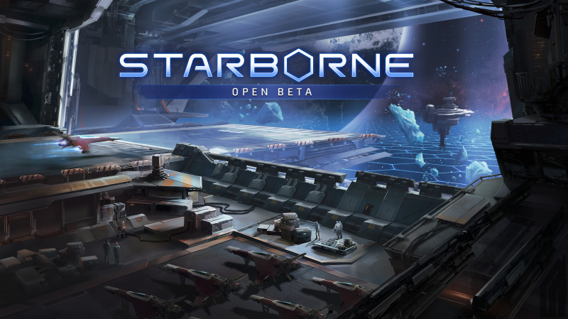 Sci-fi MMORTS Starborne launches into Open Beta on April 2nd