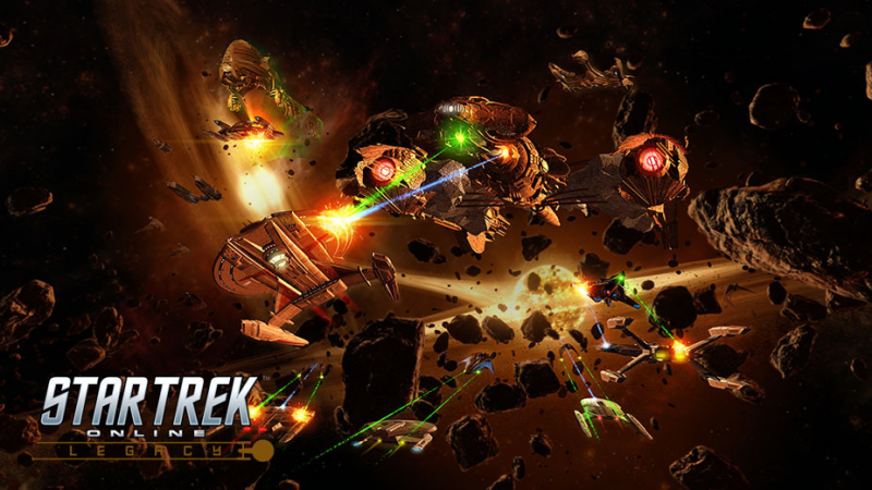 Star Trek Online goes back to the Battle at the Binary Stars