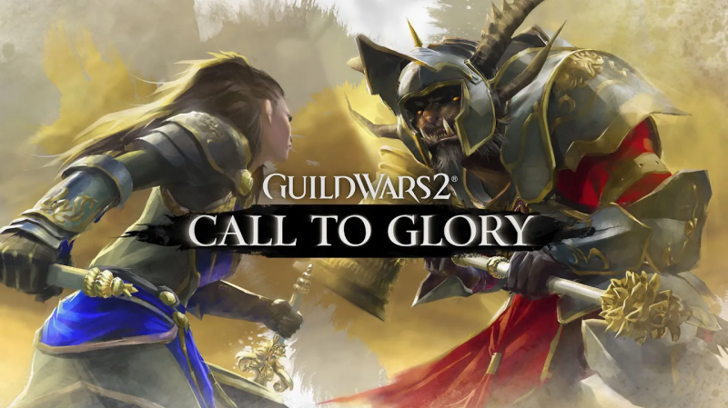 Guild Wars 2's  Call to Glory update is live