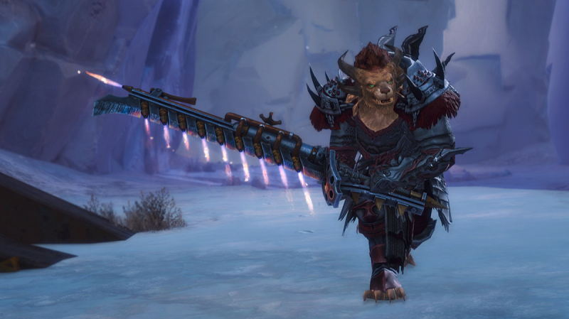 Guild Wars 2 dev blog outlines Visions of the Past: Steel and Fire storyline