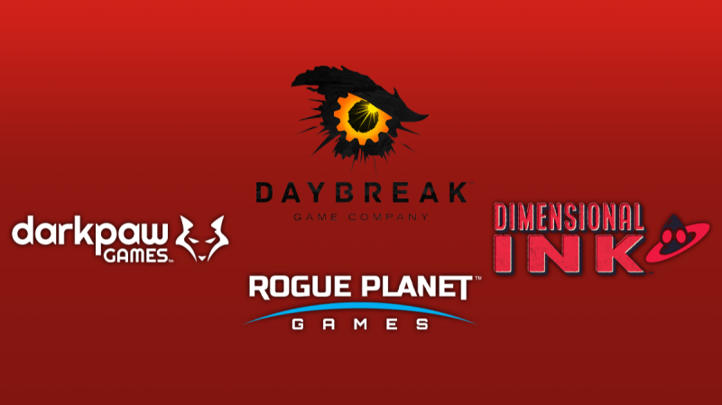 Daybreak announces formation of three new franchise studios