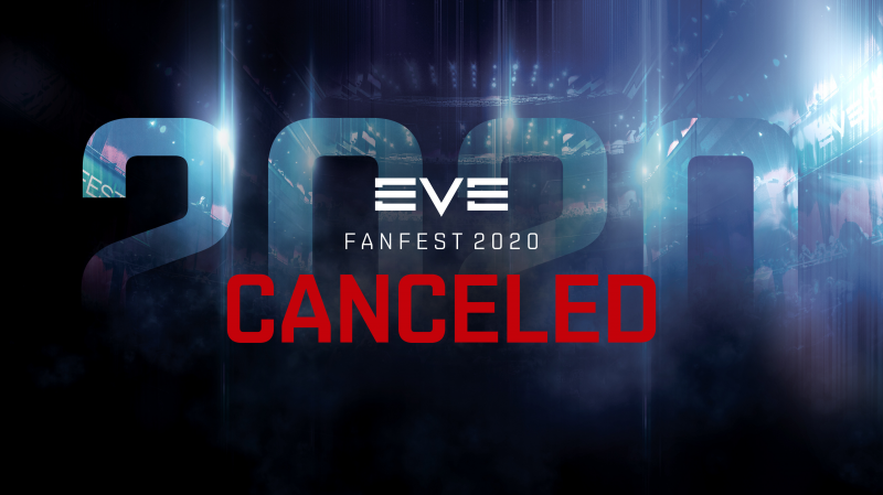 CCP Games cancels EVE Fanfest 2020 due to coronavirus concerns