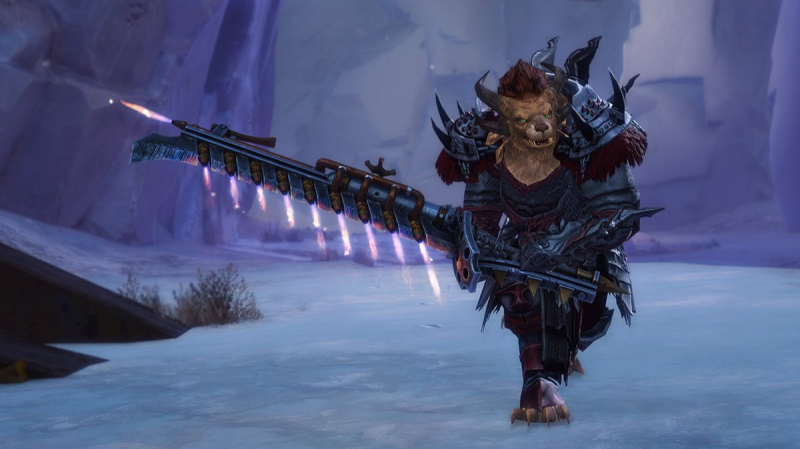 Guild Wars 2's Visions of the Past: Steel and Fire coming March 17