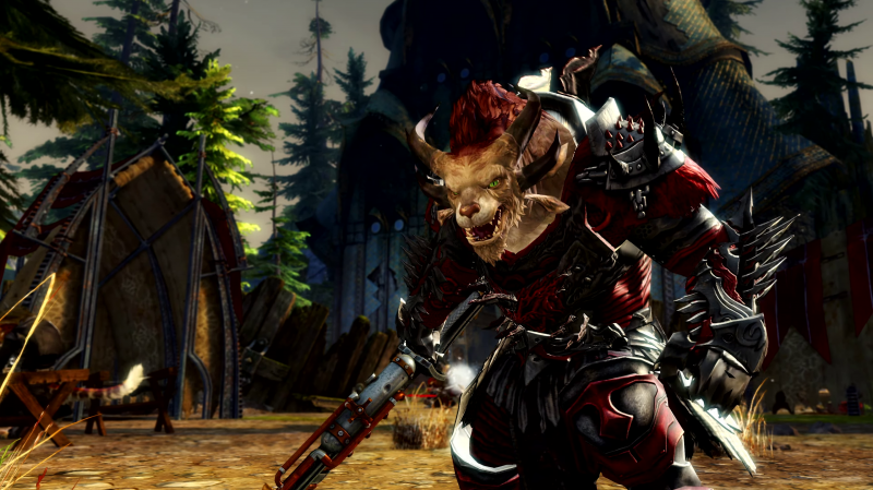 Guild Wars 2 teases Visions of the Past: Steel and Fire