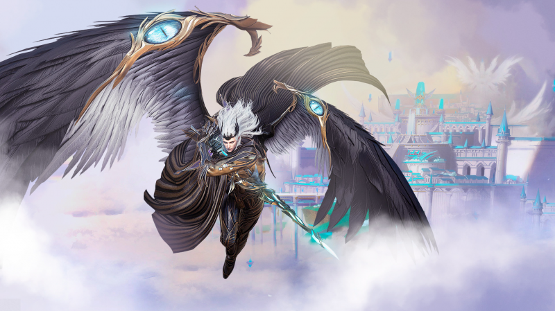 Revelation Online announces new expansion, Skyward World