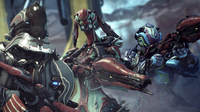 Warframe Revised update is live on PC