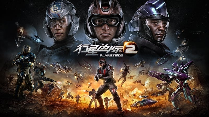 PlanetSide 2 confirms Russian and Chinese localization
