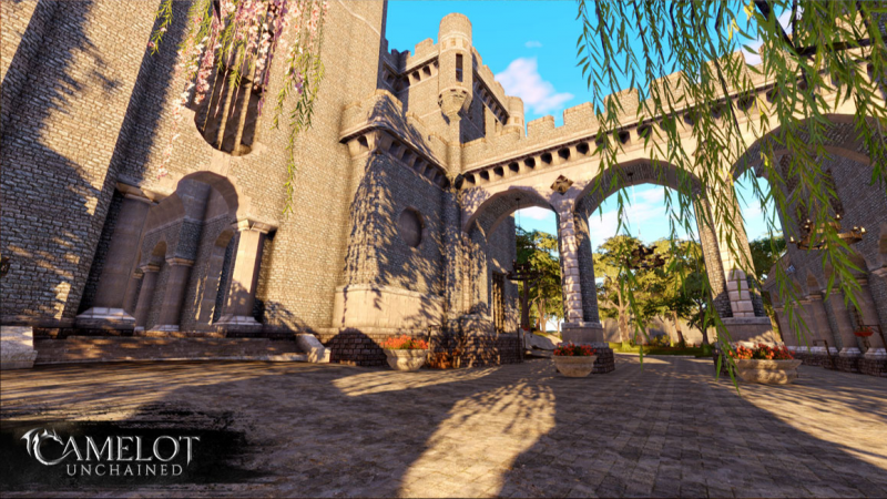 Camelot Unchained reveals roadmap and siege gameplay in livestream