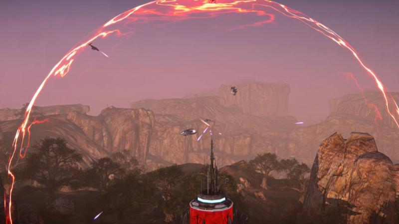 PlanetSide 2 Escalation update delayed