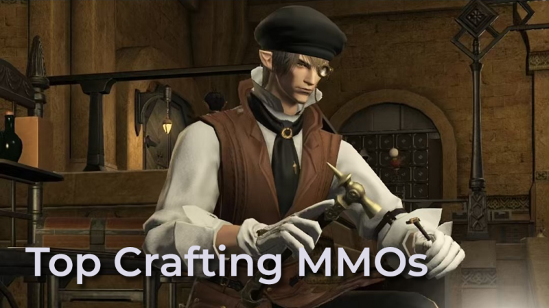 Top Crafting MMOs