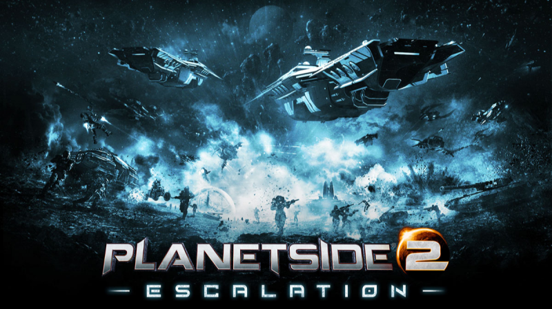 PlanetSide 2 Escalation update scheduled for March 11
